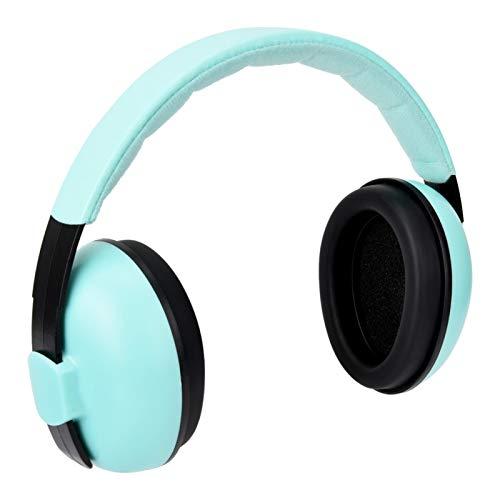 Geluidsreducerende oorkappen, gehoorbeschermers voor kinderen Gehoorbescherming Gehoorbescherming voor babys voor buiten voor kinderen(green)