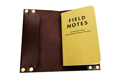 American Bench Craft Leather Field Notes Cover