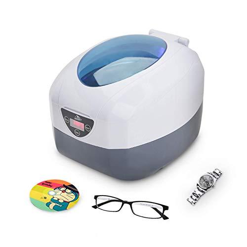 Uten Ultrasonic Cleaner, 750ml Cleaning Device, Device Digital ultrasonic...