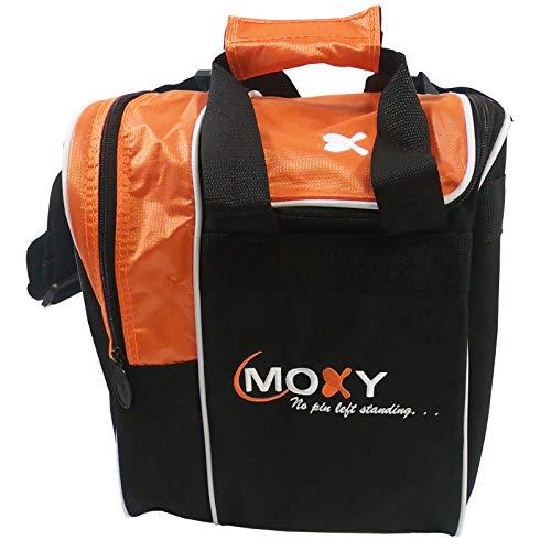 Moxy Strike Bowlingtasche, 1 Stück, Orange/Schwarz