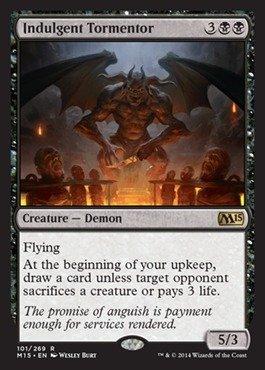 Magic The Gathering - Indulgent Tormentor (101/269) - Magic 2015