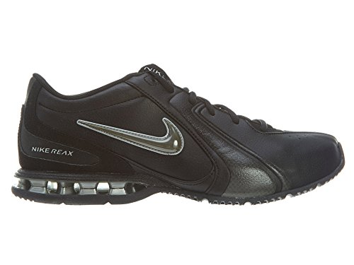 Nike Men's Reax Trainer III Synthetic Leather Training Shoe Black/Newsprint Size 11.5 M US
