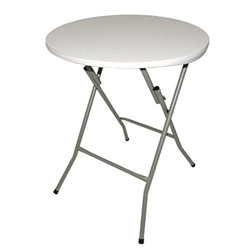 Bolero Foldaway Round Table 735X600mm Restaurant Bar CafпїЅ Commercial Dining