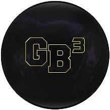 Ebonite Gamebreaker 3 Bowling Balls, Black/Purple, 10lbs