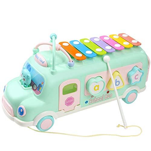 BLUEBEE Mano del Bebé Golpe En El Piano De Ocho Tonos