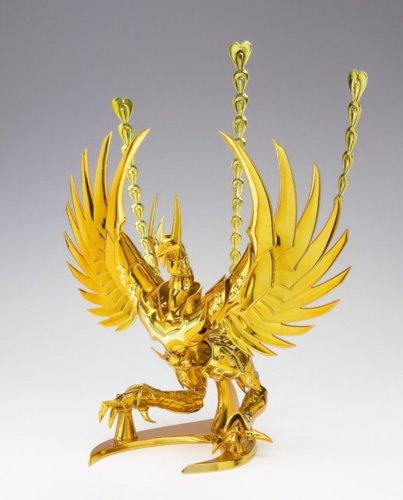Saint Seiya - Phoenix Ikki God Myth Cloth Action Figure by Bandai