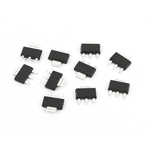 10 stuks AMS1117-3.3 3.3V SOT-223 Low Voltage Dropout Linear Regulator