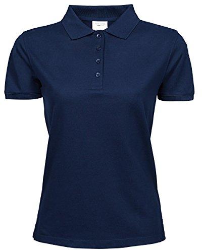 Tee Jays Damen Poloshirt, kurzärmelig, TJ1401