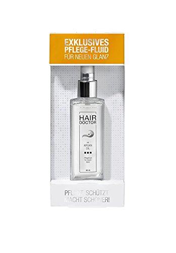 Hair Doctor Argan Oil Pflege Fluid Haaröl für seidigen Glanz 50ml
