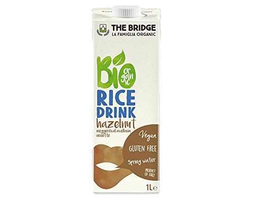 Reis- und Haselnussgetränk - 1L