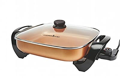 Copper Chef Electric Skillet Review