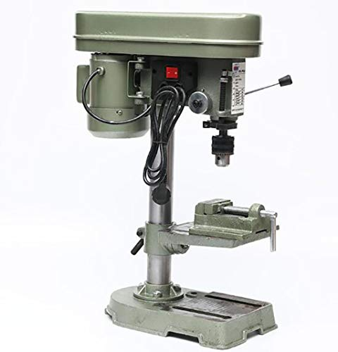 Best Bargain GHGJU Multifunction Benchtop Drill Press Floor Drill Stand Table for Drilling Collet,Dr...