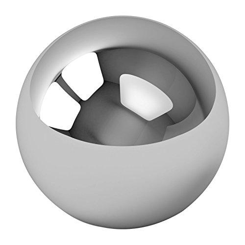 "PKG (6) Large 3/4"" Diameter Steel Ball Bearings"