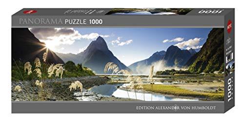 Heye HY29606 Puzzle, Grey