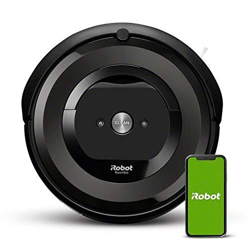 ルンバ e5 アイロボット ロボット掃除機 水洗い ダストボックス パワフルな吸引力 WiFi対応 遠隔操作 自動充電 ラグ 絨毯(じゅうたん) にも e515060 【Alexa対応】