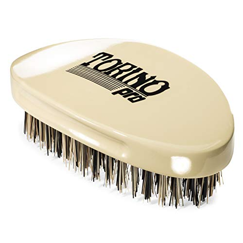 Torino Pro Wave Brush #1510 - By Brush King - Curved, Hard...