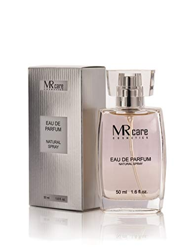 MR Care Eau de Parfum White/Silver 50 ml
