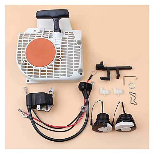 Reboil Starter Air Conductor Ignition Bobina Cap de aceite de combustible Kit para ST-IHL MS250 MS230 MS210 MS 250 230 210 Piezas de motosierra