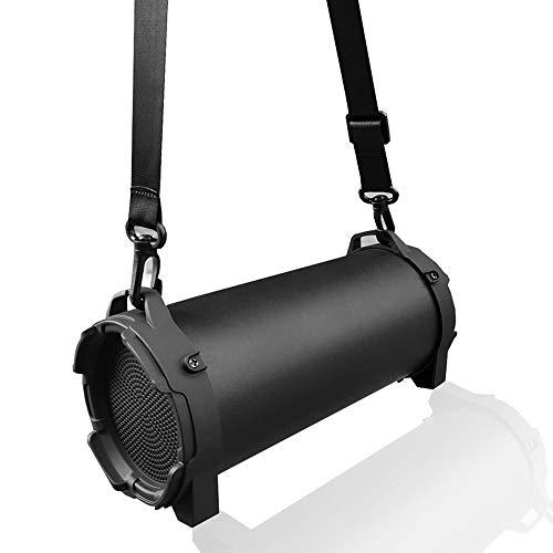 T-ara Calidad de sonido de alta fidelidad Bluetooth Altavoz de alta potencia al aire libre Subwoofer Audio USB creativo, subwoofer portátil al aire libre Pequeño altavoz de teléfono móvil Audio de aud