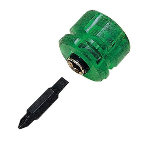 Miniatur/Micro Stubby Schraubendreher mit umschaltbarer Bit (Made in Japan). Engineer dst-06