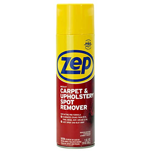 Zep ZUSPOT19 Instant Spot and Stain Remover 19 oz