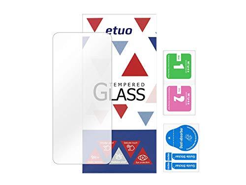 etuo Panzerglas für Google Pixel 4a - Panzerglas 9H Panzerglas 9H Glas Schutz Bildschirm Panzer Schutzglas