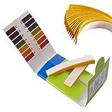 skyllc® Paquete de 6 Paquetes de pH de Prueba de Papel 240 Tiras por Paquete Indicador Nuevo
