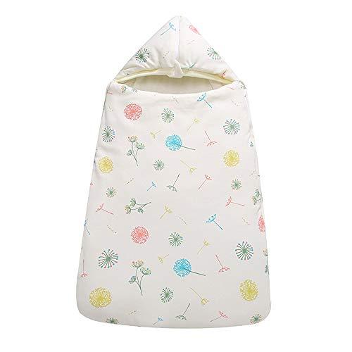 HS-01 Winter-Baby-slaapzak, katoenen verdikte kinderslaapzak, anti-kik-slaapzak, pasgeborenen slaapzak, het gebruik van slaapzak in stroller B