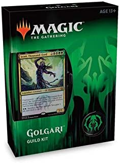 Magic: The Gathering Guilds of Ravnica - Guild Kit - Golgari