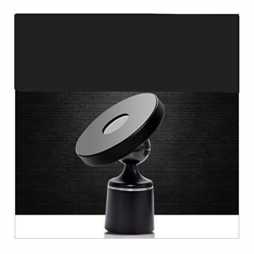 QI Wireless Ladestation 360 ° drehbare Autonavigation Handyhalterung kompatibel mit Smartphone mit Wireless Ladefunktion