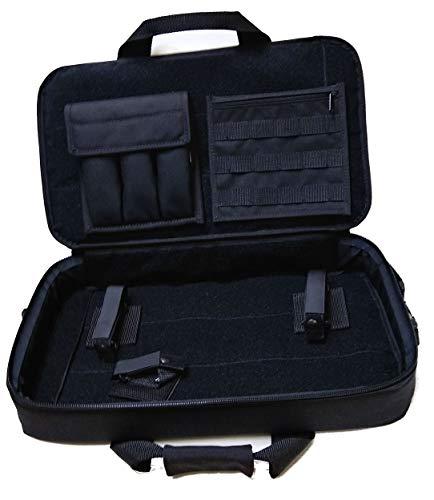"WRB Covert Sub Gun Case 19.5"" (Black, 1 - Sig Rattler)"