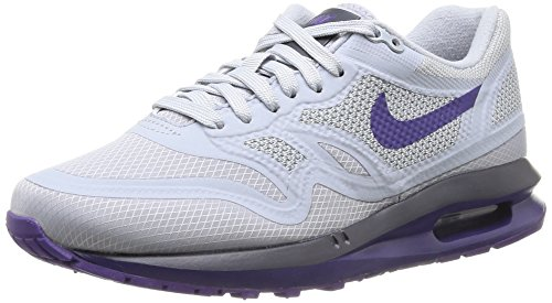 Nike Air Max Lunar1 Wr 654895-001 Damen Laufschuhe Training Grau (Wolf Grey/Court Purple-Cv Prpl 601) 40