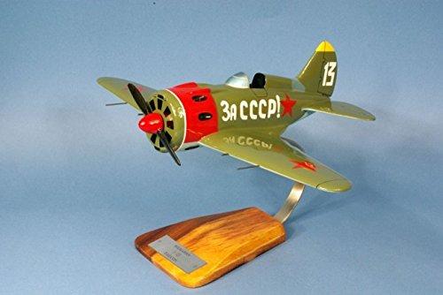 Aero-Passion Polikarpov I-16 Rata type 17 - Modelo grande de la colección de avión