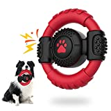 Dog Chew Toys for Aggressive Chewers,Squeaky Dog Toys,Dog Pacifier Chew Toys,Rubber Toys, for Training and Cleaning Teeth