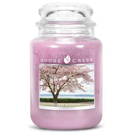 GOOSE CREEK Bougie parfumée dans un pot en verre Cherry Blossom 680 g