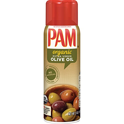 Pam Organic Olive, 5-Ounce Can