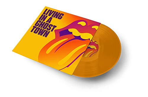 "Living In A Ghost Town (Sided 10"" Orange Coloured Vinyl) [Vinilo]"