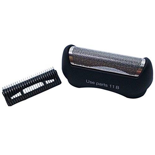 Xinvision Rasoir Le rasoir Déjouer+Coupeur Set 11B Remplacement pour Braun 110 120 130 140 150 5684