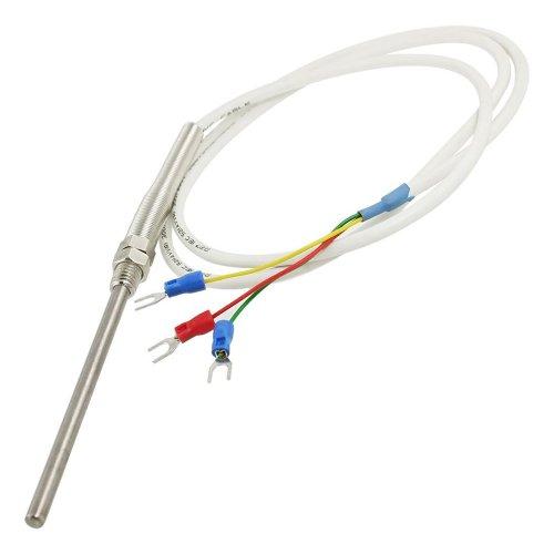SODIAL (R) PT100 Sensore di temperatura di