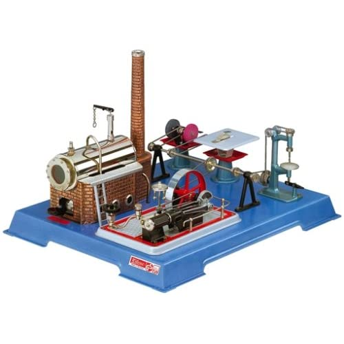 See Video Au-special: Wilesco D5 Toy Steam Engine Kit Made In Germany New