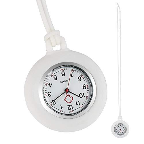 LEYUANA Reloj de Enfermera de Cuerda Unisex con cordón de S