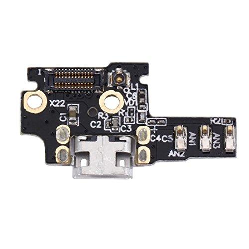 Senden Nach-Test IPartsBuy ZTE Nubia Z9 Mini / NX511 Zubehör for Ladeanschlussplatine