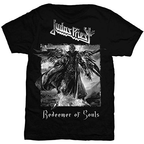 T-Shirt # L Black Unisex # Redeemer of Souls [Import]