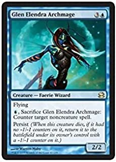 Magic: the Gathering - Glen Elendra Archmage (47) - Modern Masters