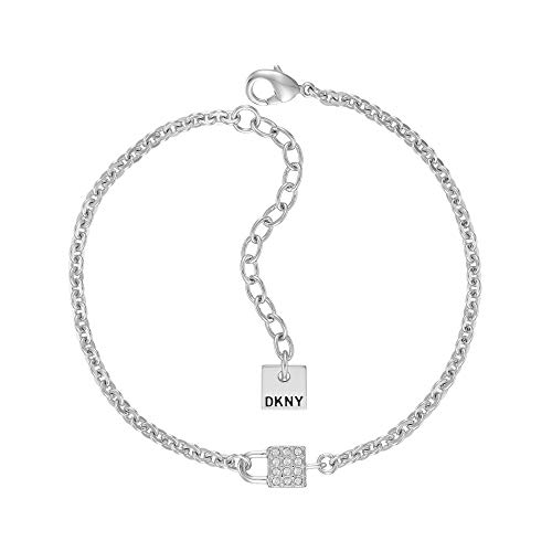 DKNY Donna Karan Armband Small Pave Lock mit Swarovski®-Kristall