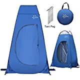 YOUKADA Camping Toilet Pop Up Privacy Tent Changing Room Tent Portable Toilet