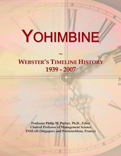 Yohimbine: Webster