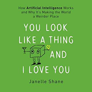 You Look Like a Thing and I Love You cover art
