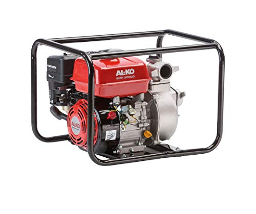 AL-KO Benzinmotorpumpe 30000, 4.1 kW Motorleistung, 30.000 l/h max. Förderleistung, stromunabhängig Wasser pumpen