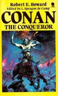 Conan the Conqueror 0722147325 Book Cover
